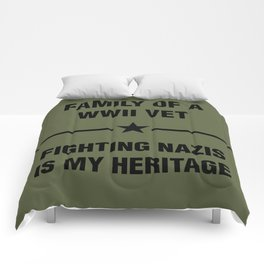 WWII Family Heritage Comforters