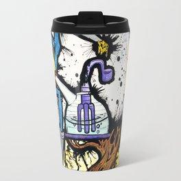 The Hive // DRT ARTS Travel Mug