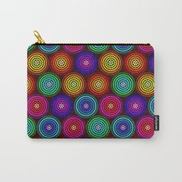 Colour Circles Carry-All Pouch