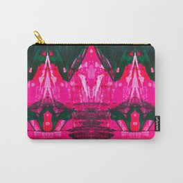 Emerald Magenta Carry-All Pouch