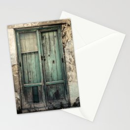 Old Green Door Stationery Cards
