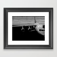 There you go Framed Art Print