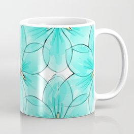 Flower Sketch 2 Coffee Mug