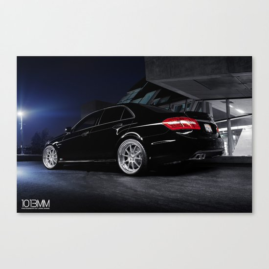 Mercedes Benz C63 AMG Canvas Print