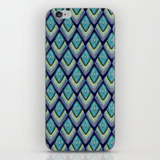 plumes iPhone & iPod Skin
