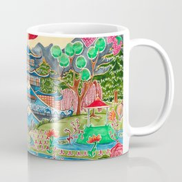 The Nightingale Series - 1 of 8 Coffee Mug