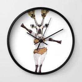 She wants revenge Wall Clock