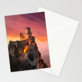 Guaita - San Marino Stationery Cards