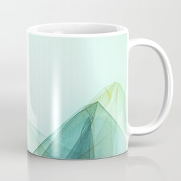 false mountains Coffee Mug