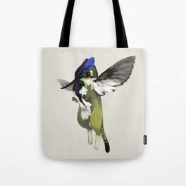 Tiny Griffin (3 of 3) Tote Bag