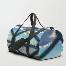Gate-scape NYC Duffle Bag