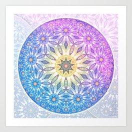 Inner Light Art Print
