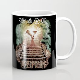 Red Zeppelin - Stairway to Heaven Coffee Mug