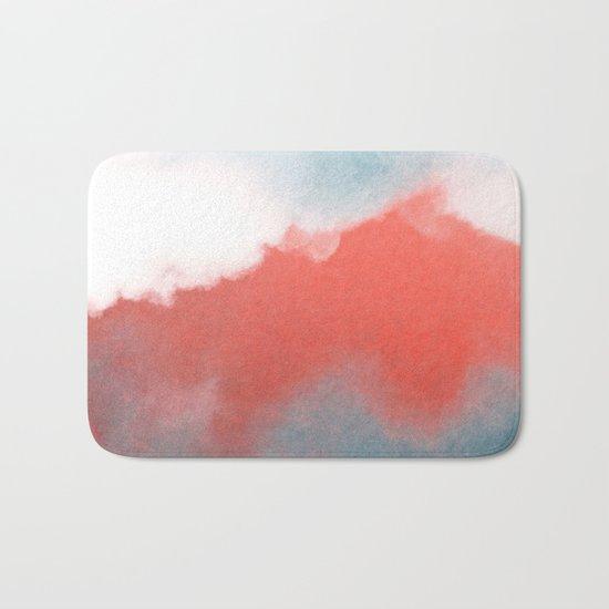 clouds III Bath Mat