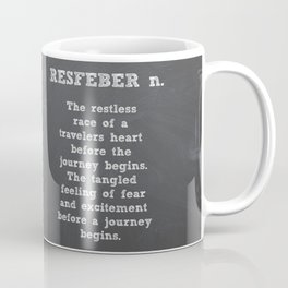 Resfeber N. Coffee Mug