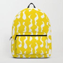 Davis in Sunshine Yellow Backpack