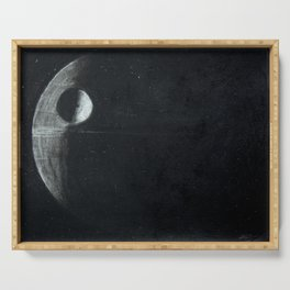 Thats No Moon Death Star Serving Tray