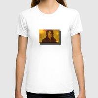 jack white T-shirts featuring Jack White by yahtz designs