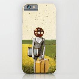 Nur Pralinen im Kopf iPhone Case