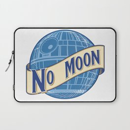 No Moon Brewery Laptop Sleeve