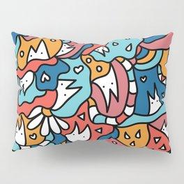 Kitty Kat Klub! Pillow Sham