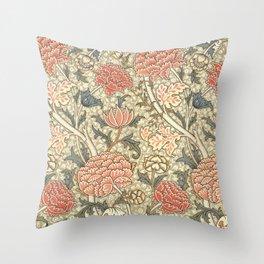 "William Morris ""Cray"" 1. Throw Pillow"