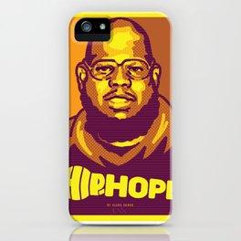 Mr.Meyhem ( Hip-HOPE Series ) iPhone Case