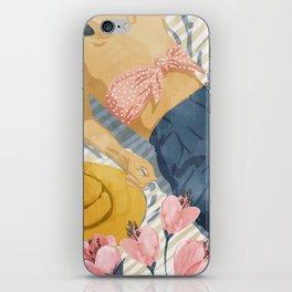 Beach Vacay #society6 #travel #illustration iPhone Skin