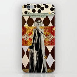 Cosmic Intelligence iPhone Skin