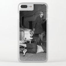 Stuttgart Clear iPhone Case