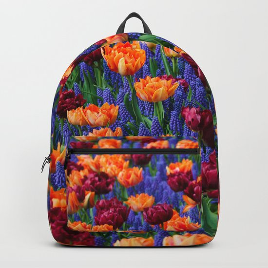 Flowerbed Medley Backpack