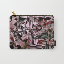 Cubist Abstract Carry-All Pouch