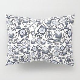Music Stuff Pillow Sham