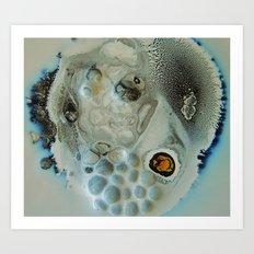 Gelidity Art Print