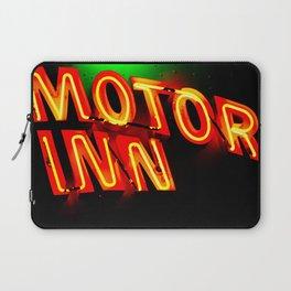 Neon Motor  Laptop Sleeve
