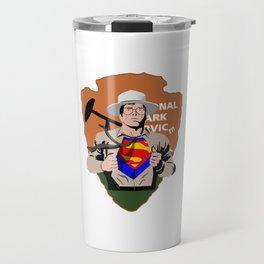 Park Ranger resist Travel Mug