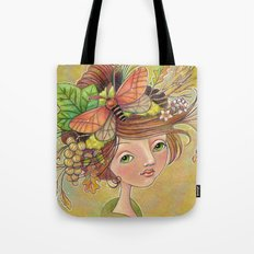 Forest Glories Tote Bag