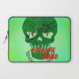 "KILLERCROC ""Suicide Squad"" Laptop Sleeve"