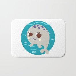 Baby Seal Bath Mat