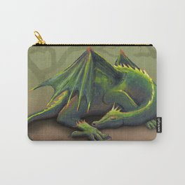 Sleeping dragon Carry-All Pouch