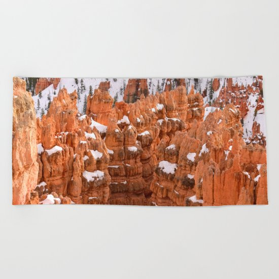 Bryce Canyon - Sunset Point IV Beach Towel