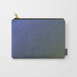 Calm surf gradient color Carry-All Pouch