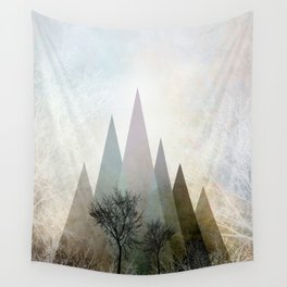 TREES IV Wall Tapestry