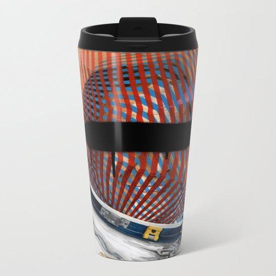 Spaceman No:2 Metal Travel Mug