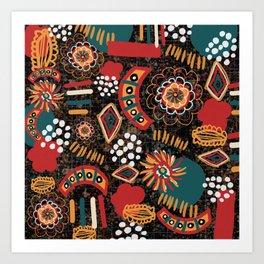 Saheli Art Print