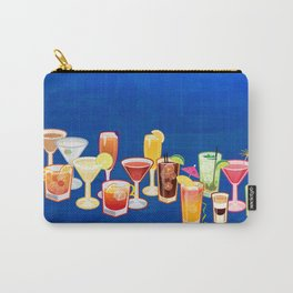 65 Cocktails Carry-All Pouch