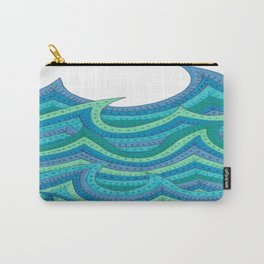 When Oceans Rise  Carry-All Pouch