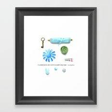 Wonderful Things Framed Art Print