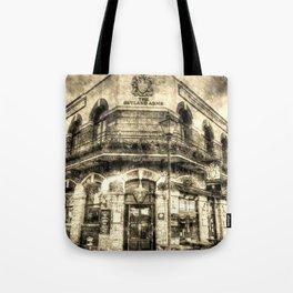 The Rutland Arms London Vintage Tote Bag