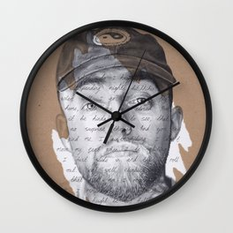 Mac Miller - Self Care Wall Clock